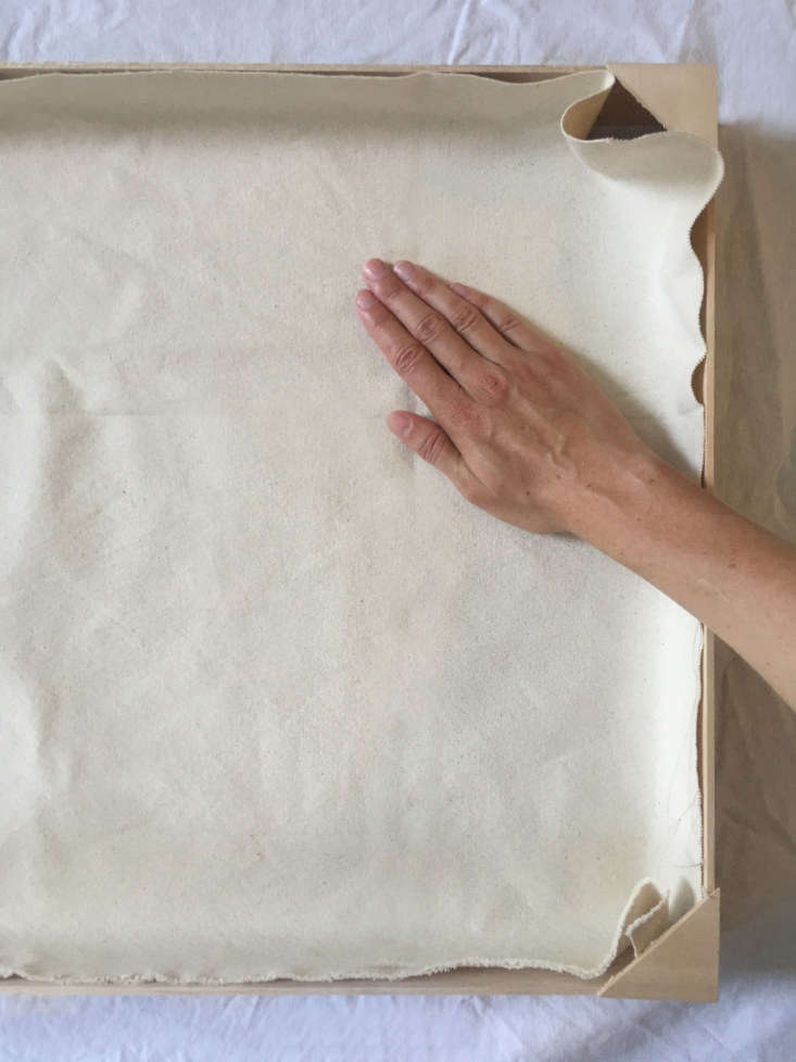 DIY Canvas AC Cover, Photograph by Annie Quigley