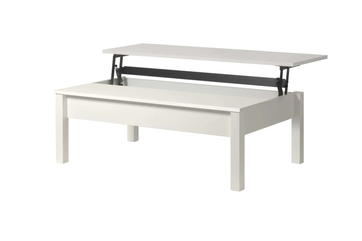 The IKEA Trulstorp Coffee Table in white is $99.