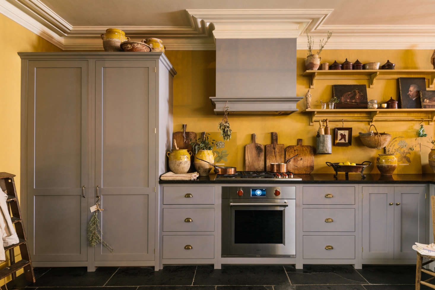 Kitchen of the Week: Shaker in the City