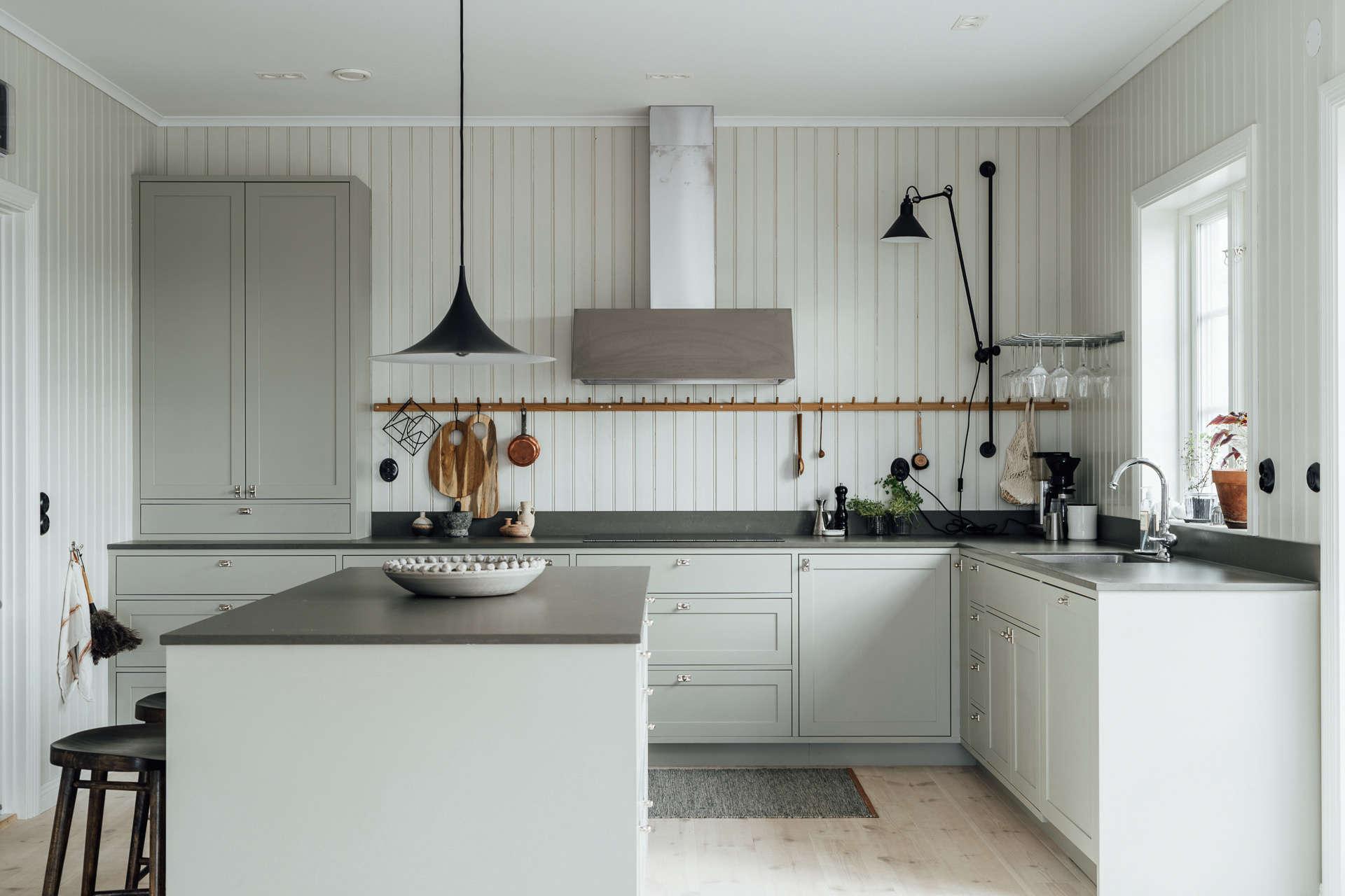 title | The Minimalist Kitchen