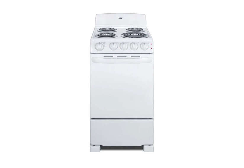 The 20-inch-wide Summit RE203W is $369.05 at Build.com. (See 10 Easy Pieces: Best Appliances for Small Kitchens.)