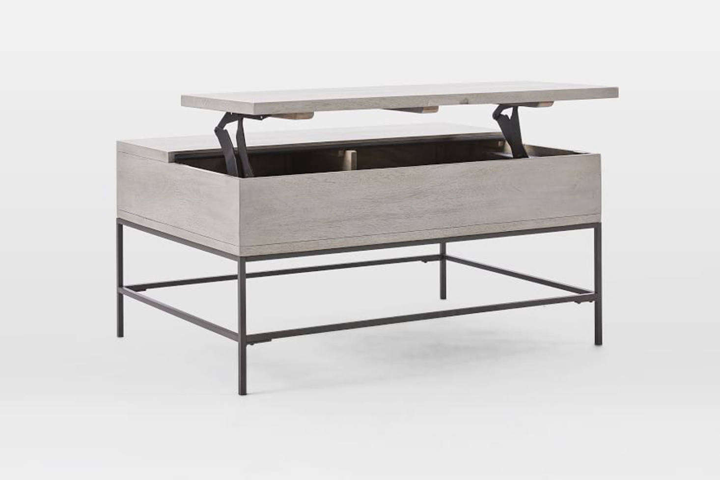 Picture of: 10 Easy Pieces Coffee Tables With Storage Remodelista