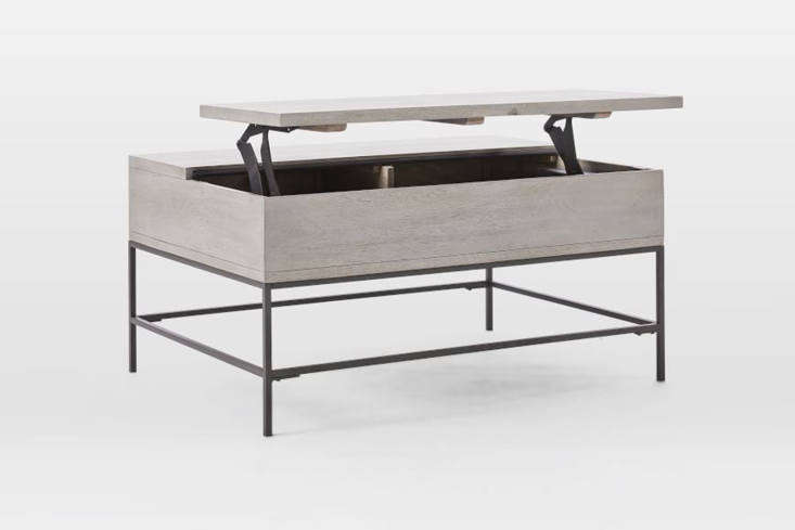 10 Easy Pieces Coffee Tables With Storage Remodelista