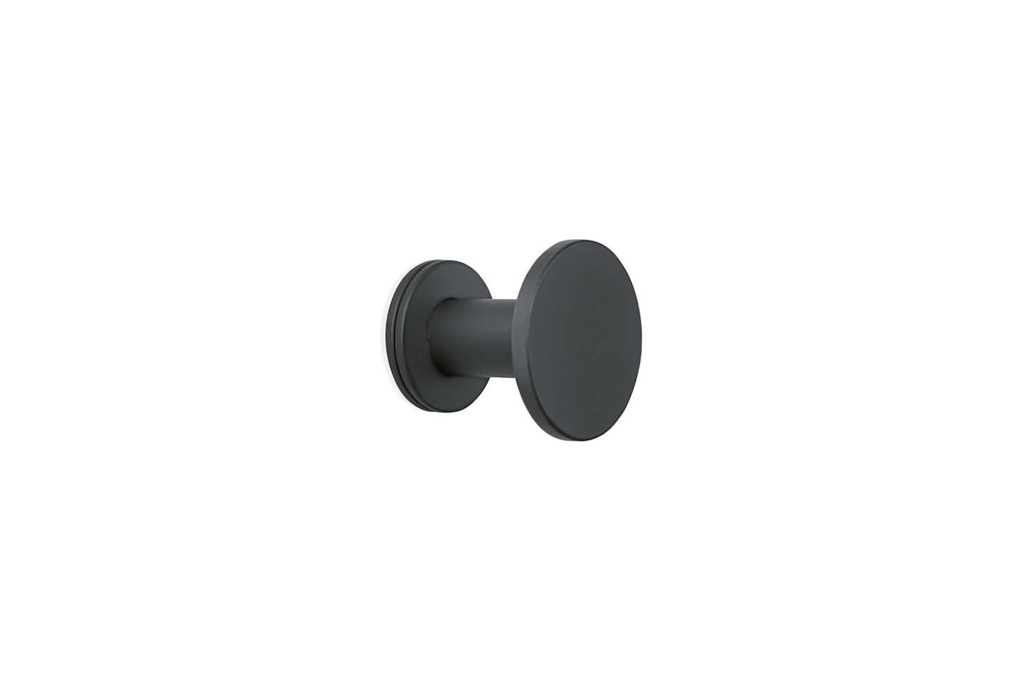 The Room & Board Compass Wall Hook comes in  different powder coated colors; $40 each.