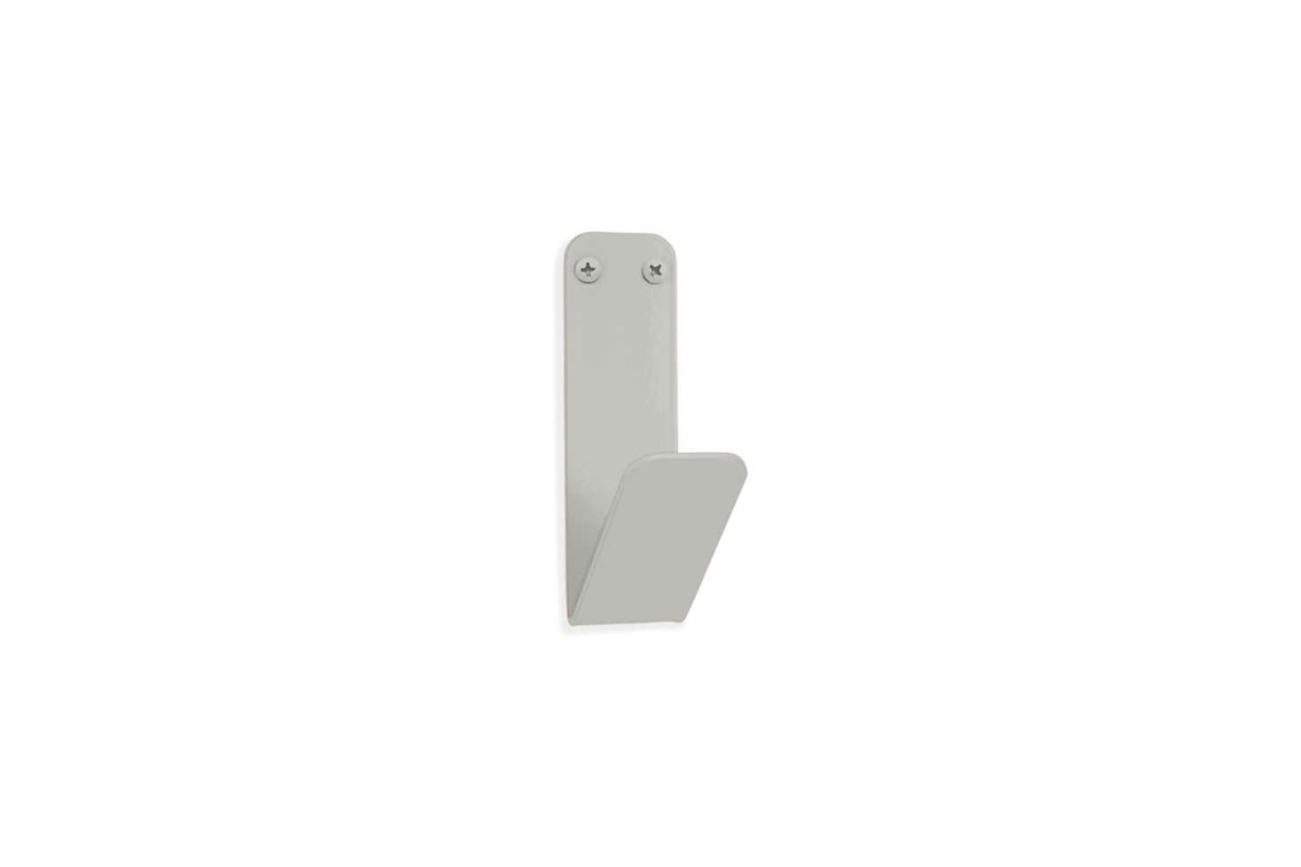 Another style from Room & Board is the Crew Single Wall Hook in 15 different colors for $20 each.