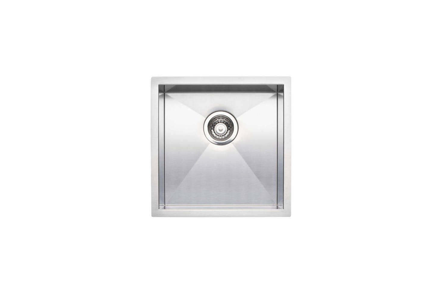 The Blanco Undermount Single Bowl Stainless Steel Bar Sink (5545) is $403 at AJ Madison.