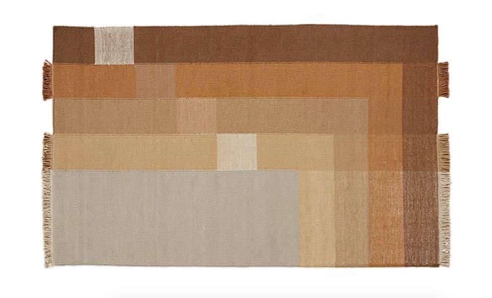 For a similar-in-spirit rug, try CB