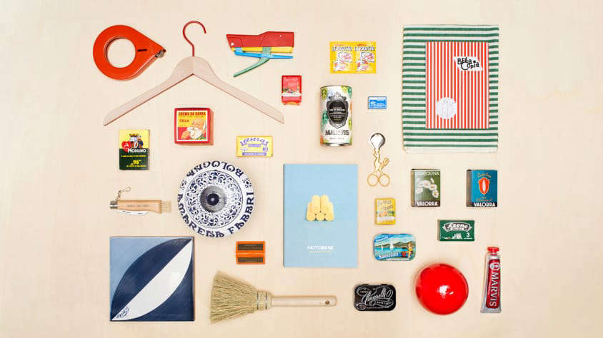 A sampling of Fattobene finds now available at the MoMA Design Store&#8