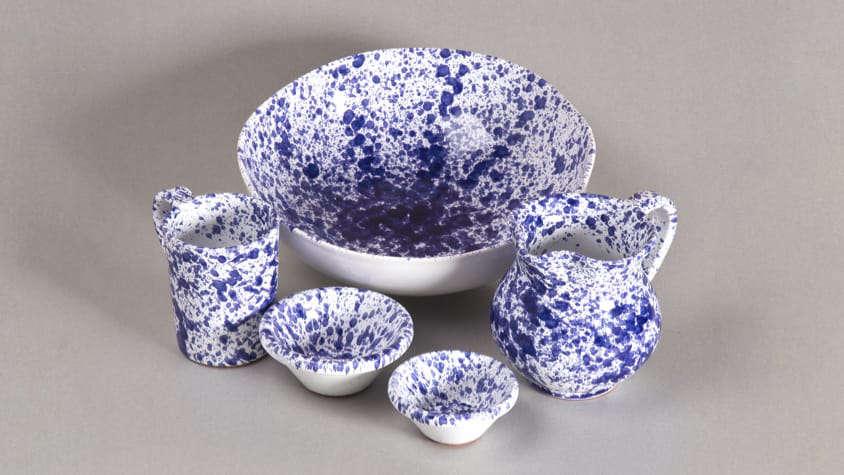 Sicilian Ceramics with a &#8