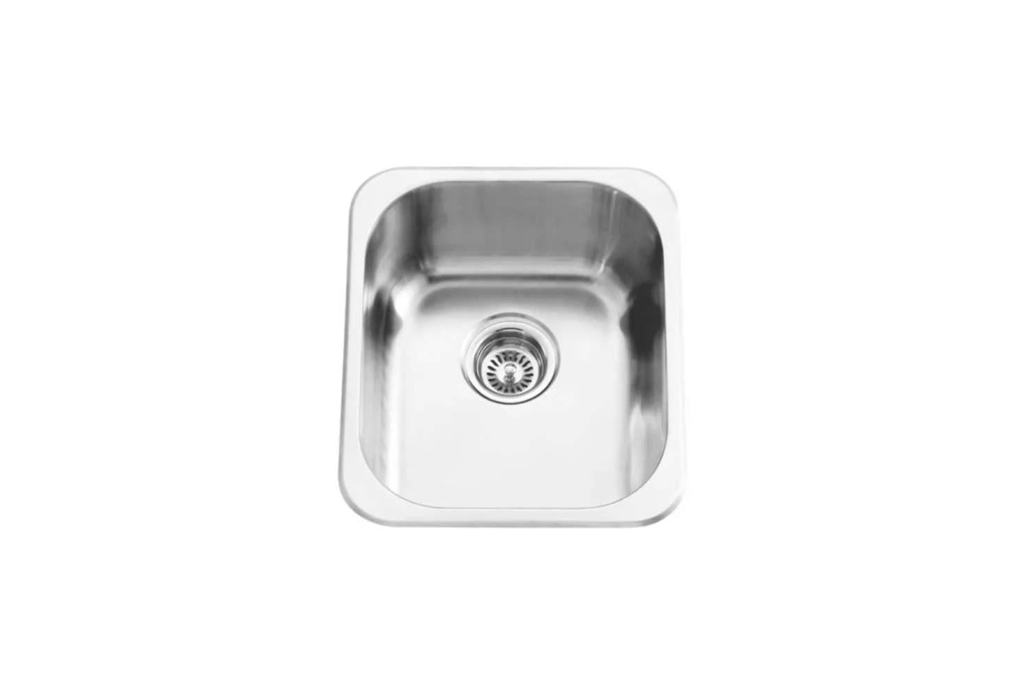 The simple and affordableSignature Hardware Stainless Steel Drop-in Bar Sink is $9.