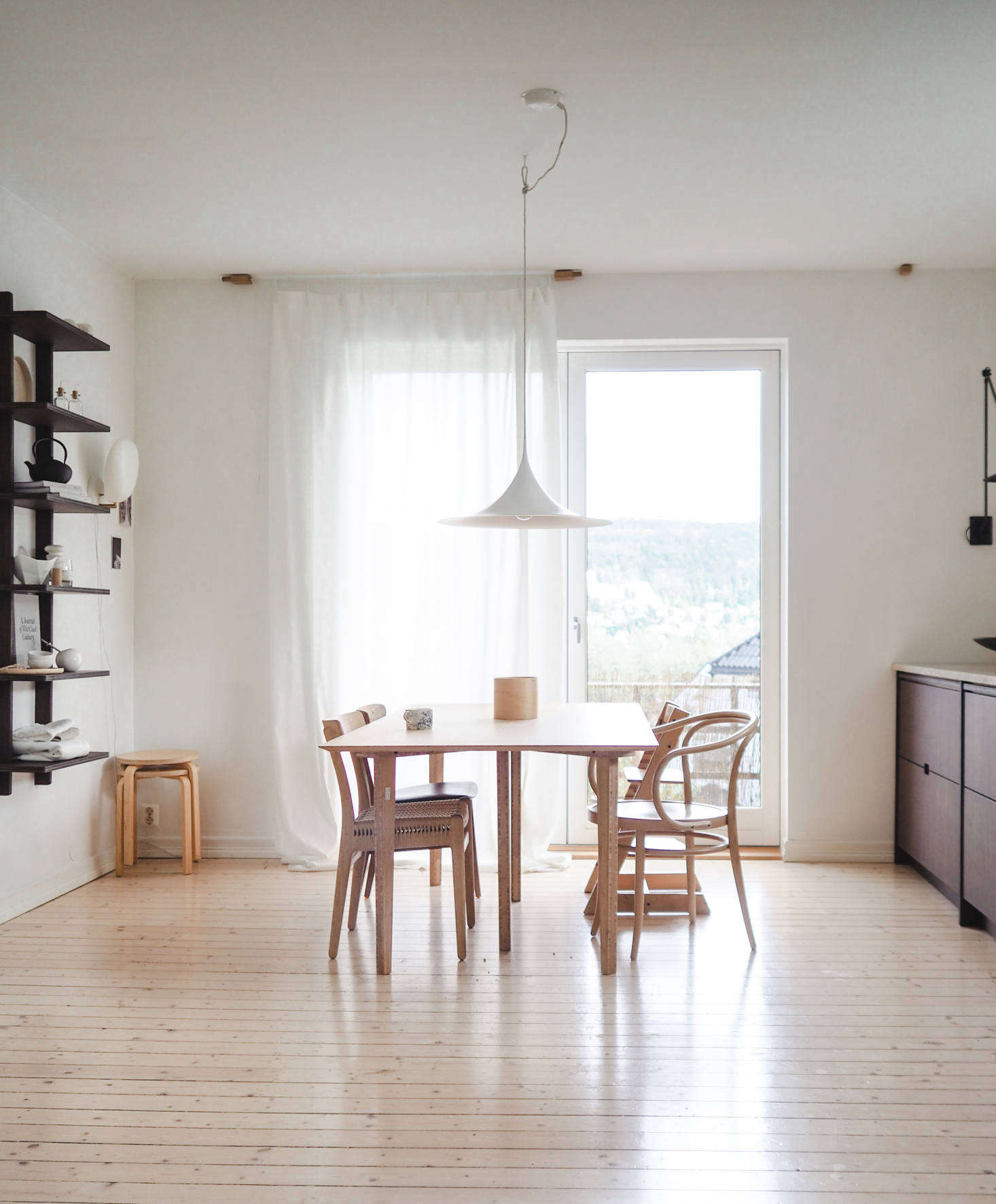 The couple and their two young sons live in Drammen, Norway, in a 30&#8