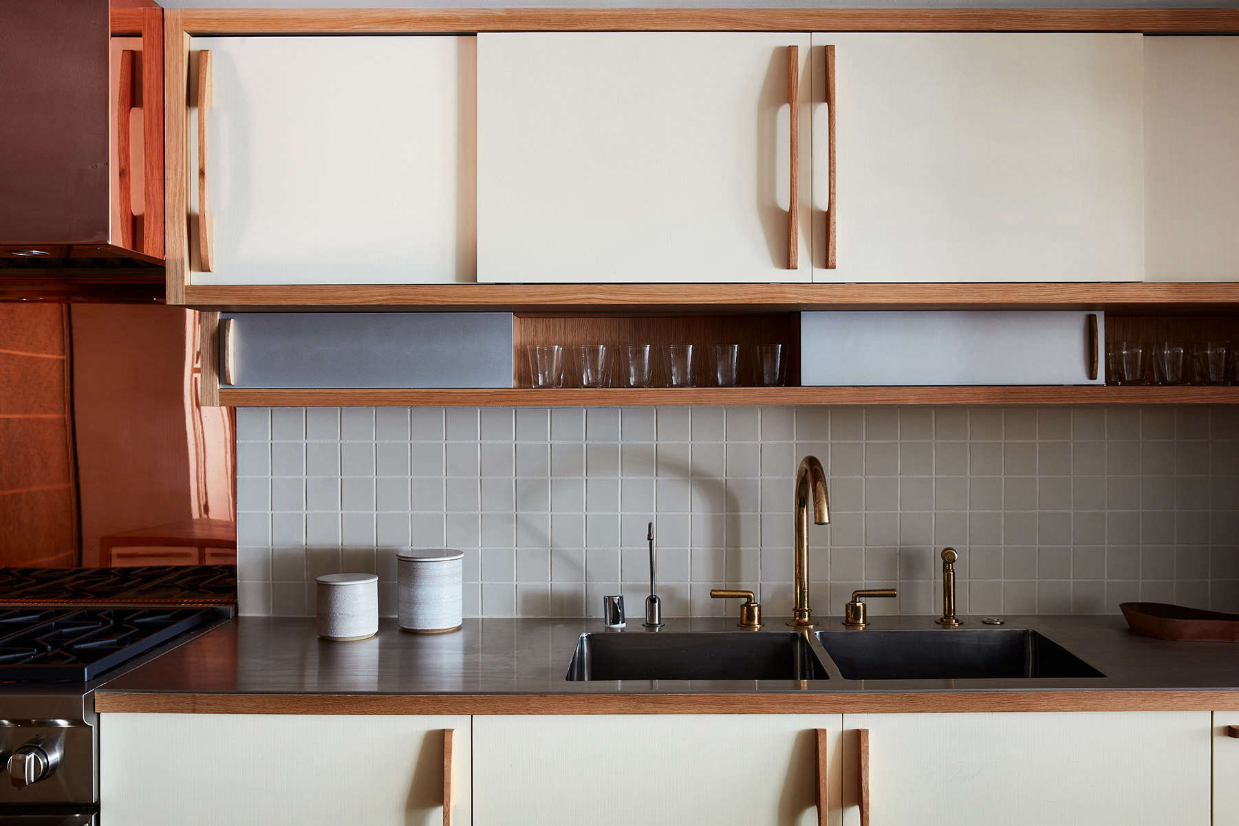 Kitchen of the Week: French Mid-Century Style in Santa Monica - Remodelista