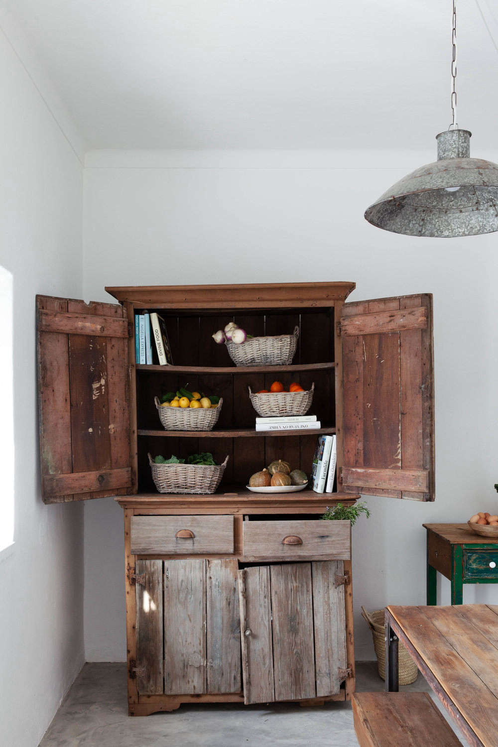 The guest house is located on an organic farm; breakfast (perhaps with fresh-laid eggs from the couple&#8