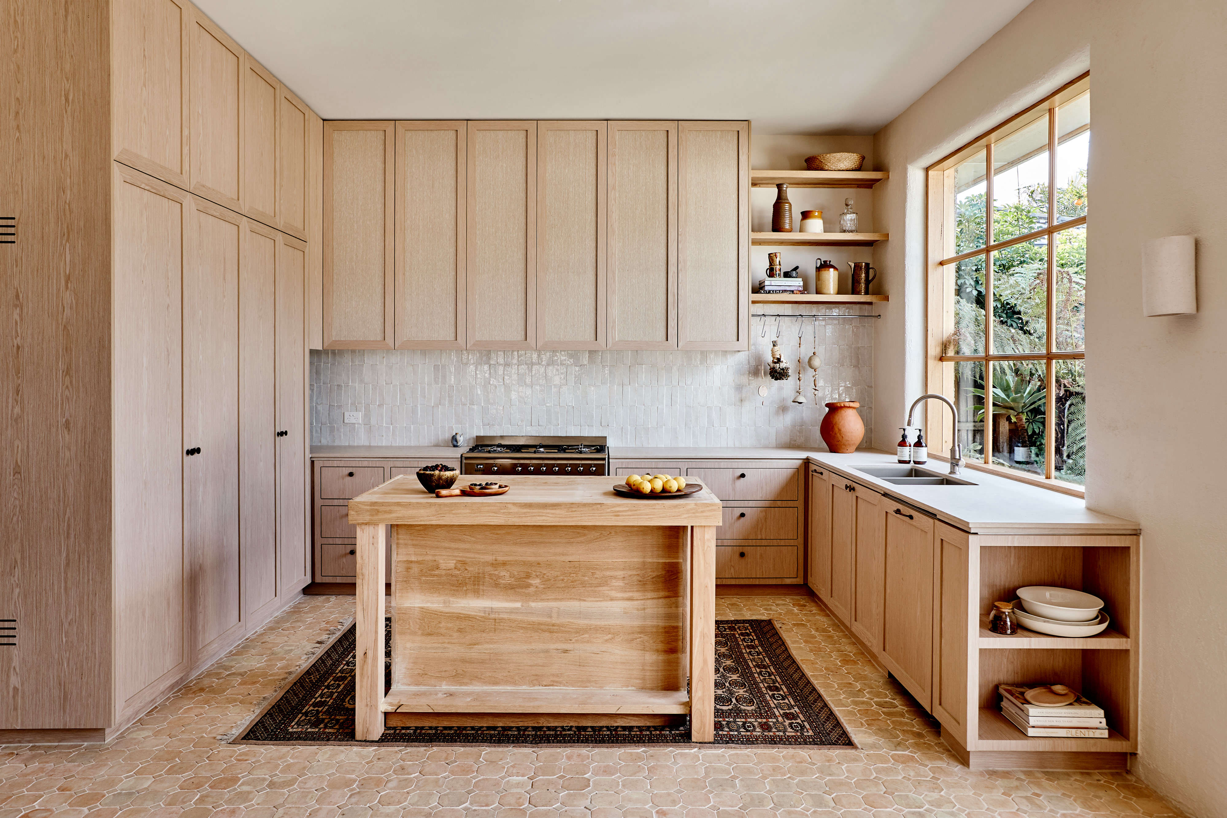 A Star Modern Rustic Kitchen In Melbourne Australian House And Garden S Kitchen Of 2019 By