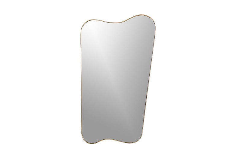 For a similar-looking mirror, try the Specchio Mirror, from the collaboration between CB