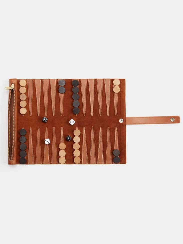 Mallmann Travel Backgammon Set from Best Made Co