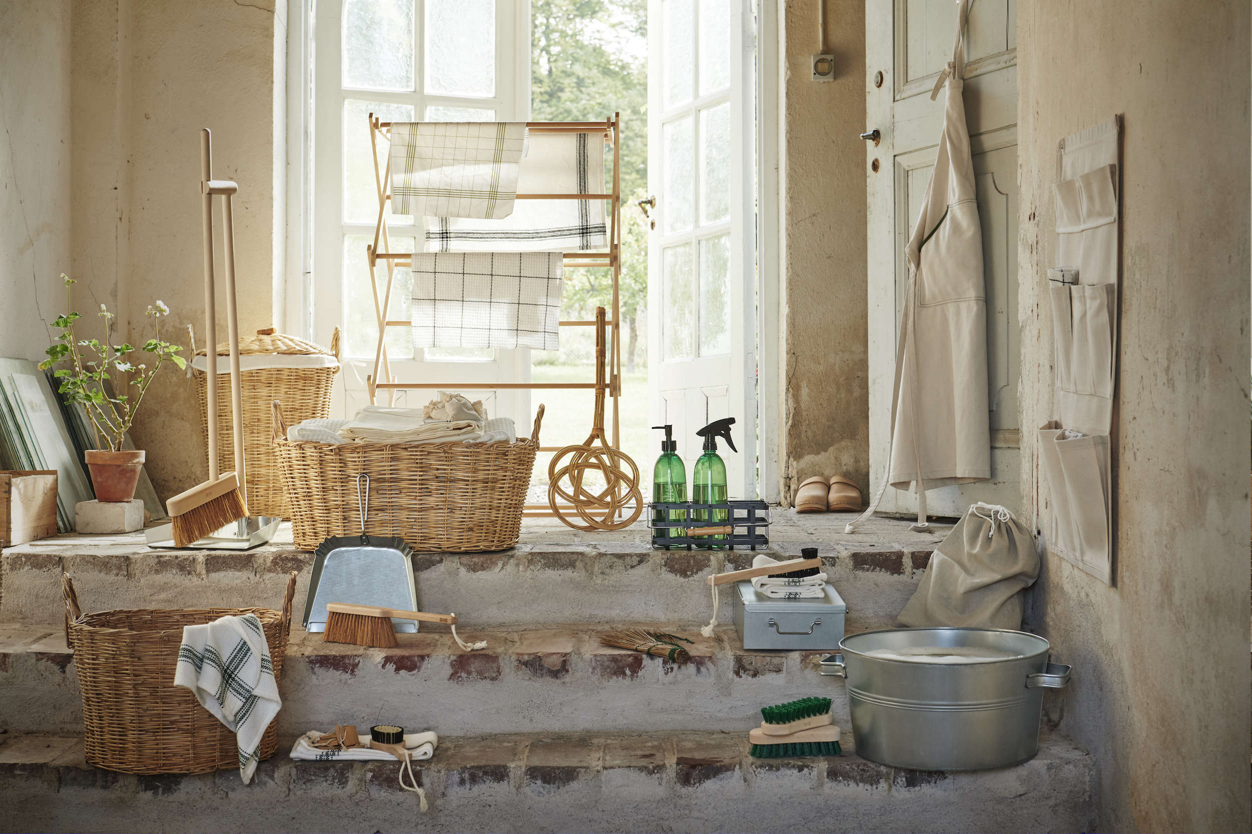 Domestic Science: A New Limited-Edition Collection of Household Wares from Ikea - Remodelista