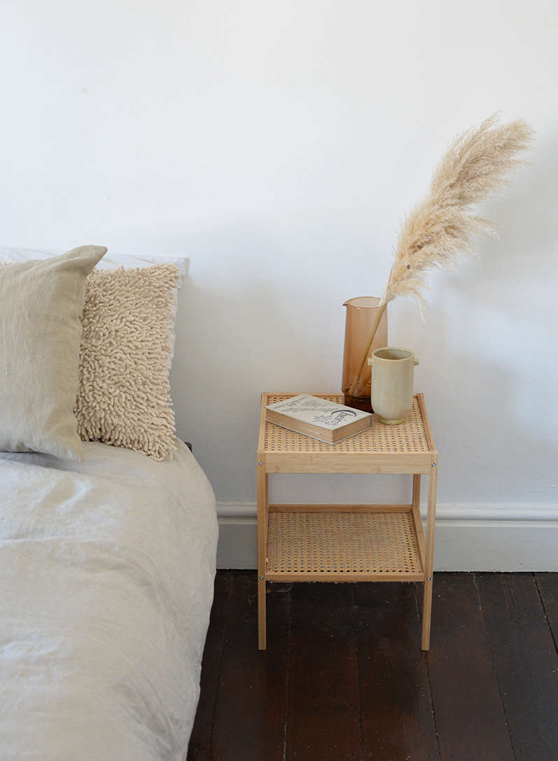 Easy Ikea Hacks with Cane: 8 Stylish DIY Projects Accented with Woven Rattan