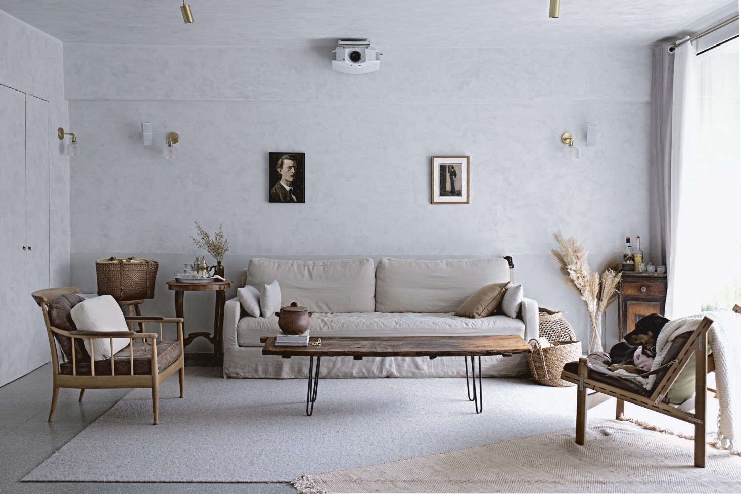 Soft In The City Mandy Lee S Serene Apartment In Hong Kong Remodelista