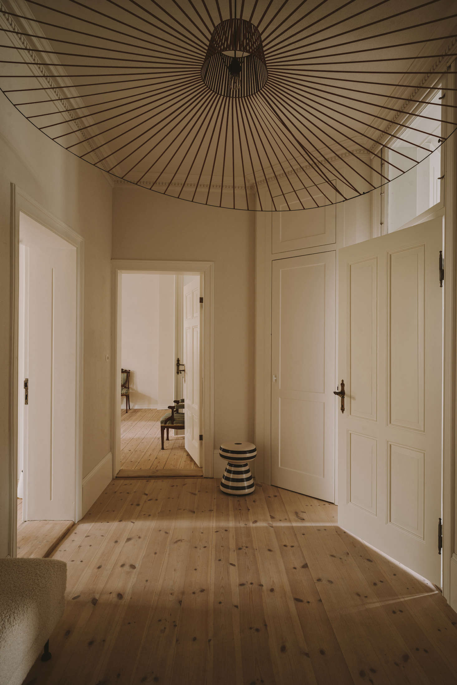The dramatic foyer, thanks to Constance Guisset&#8