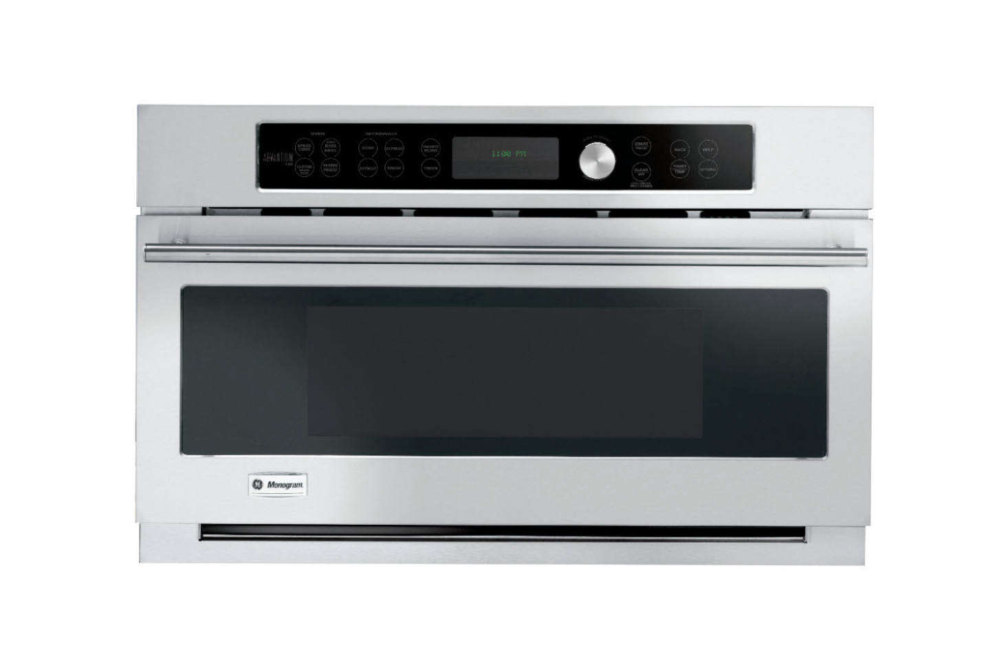 The Monogram 30-Inch Electric Single Wall Speed Oven (ZSCsrc=