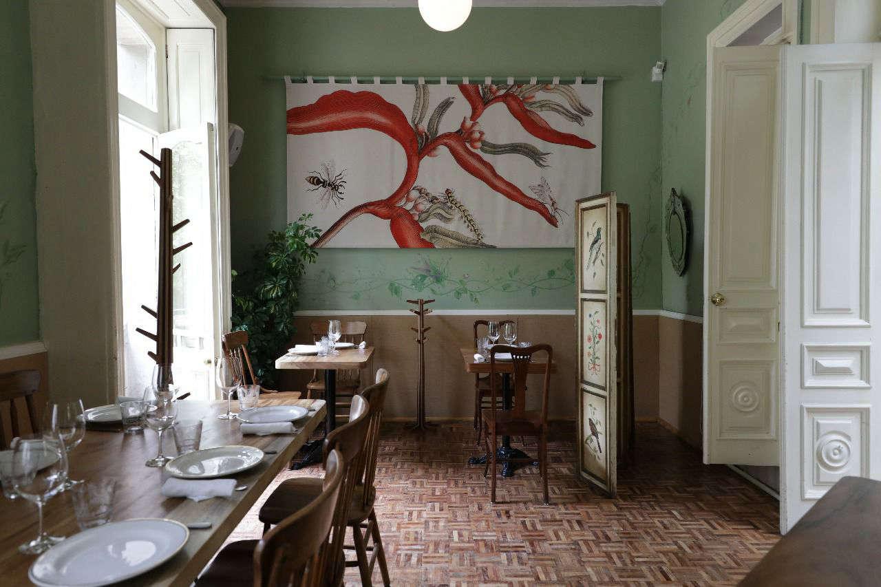 Rosetta: Mexico City's Most Beautiful Restaurant? - Remodelista