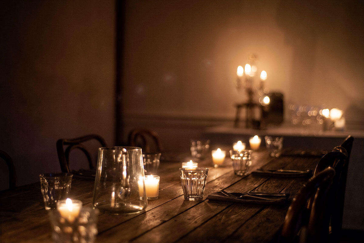 Annie reports that our friends at High Ridge Farm in Montville, Maine, are hosting a series of winter farmhouse suppers, starting on Valentine&#8