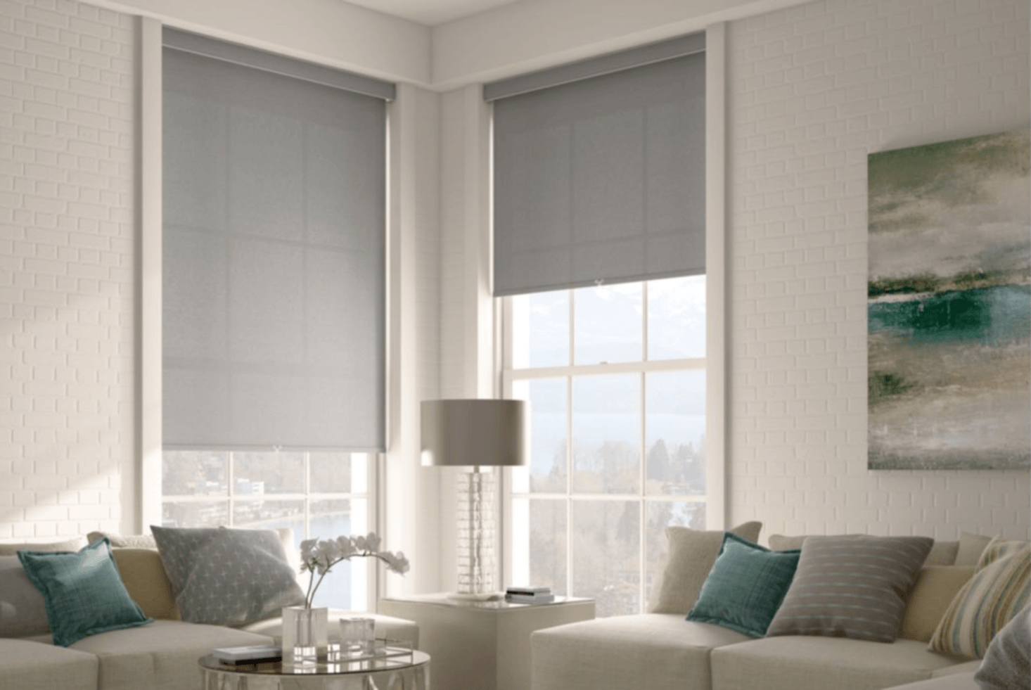 Levolor offers a range of light filtering shades including their Solar Shades starting at $86.9