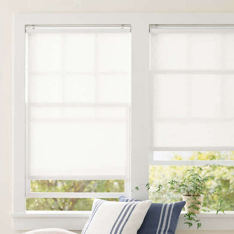From Pine Cone Hill Ridge, the Cordless Roller White Shade starts at $9src=