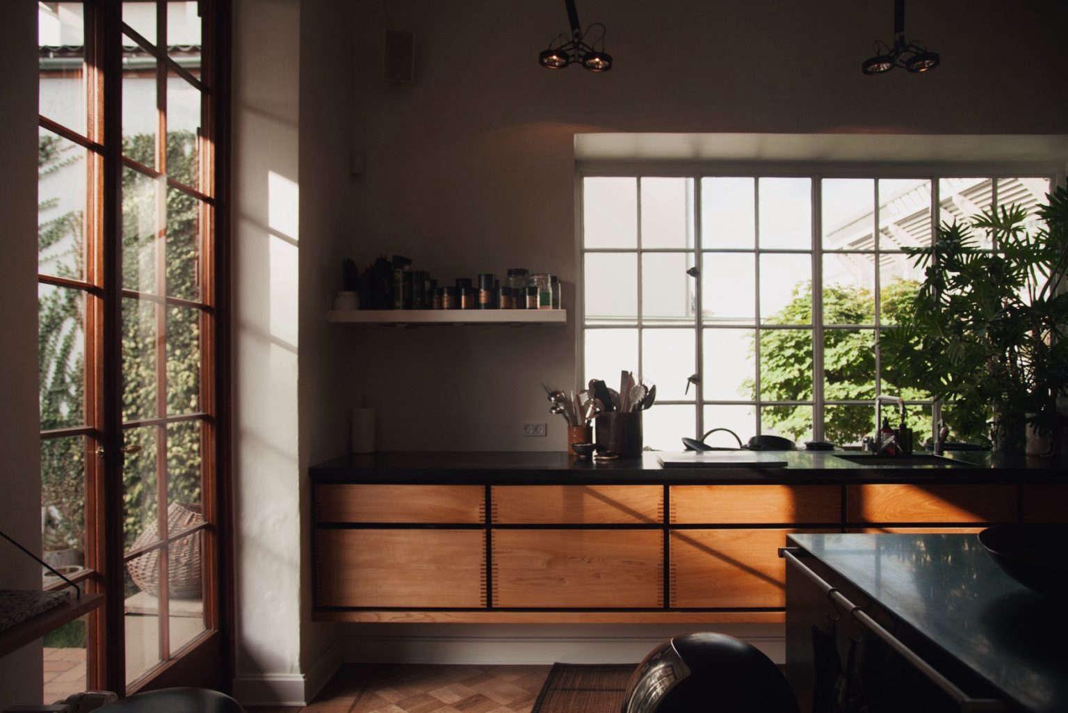 Built to Last: An Interior Designer's Trend-Proof Apartment in Copenhagen - Remodelista