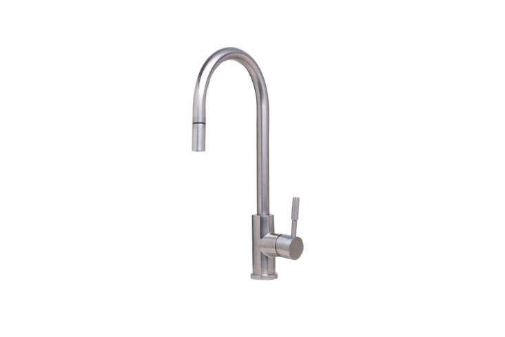 Modern Deck Mount Kitchen Faucets Under