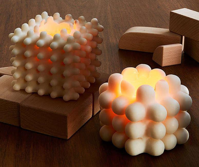 Trend Alert: Crazy Candles - Remodelista