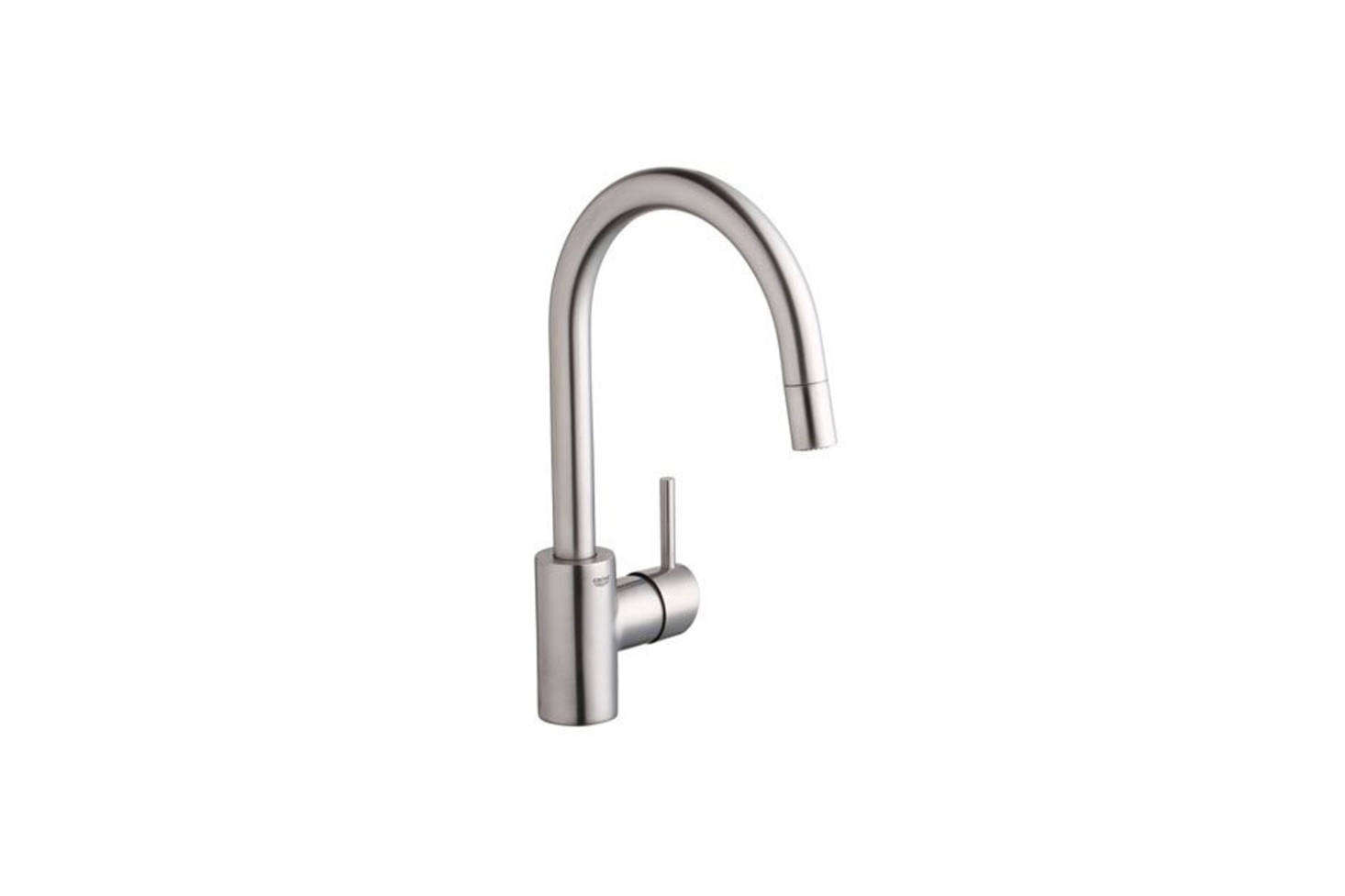The Grohe Concetto Single-Handle Pull-Down Spray Kitchen Faucet (365DCsrc=