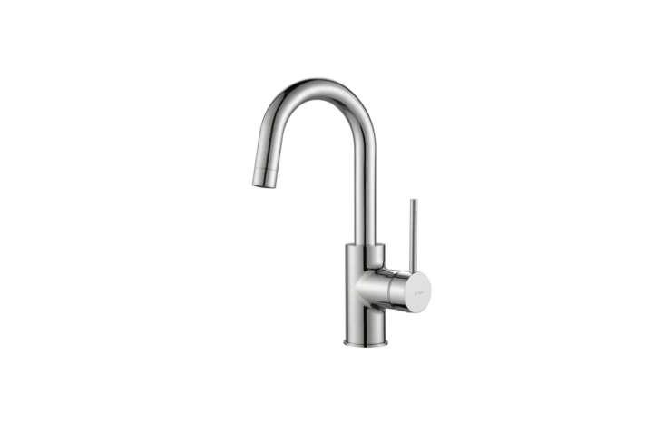 10 Easy Pieces Modern Deck Mount Kitchen Faucets Under 500 Remodelista