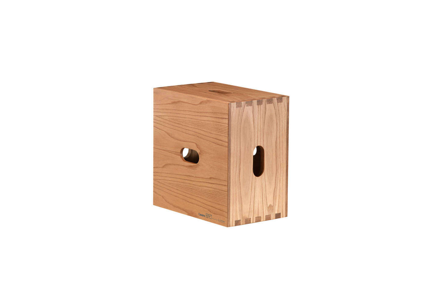 On the higher end of the spectrum, the Le Corbusier-designed LC Stool for Cassina is a take on the classic apple box but can be handled from two sides; £58