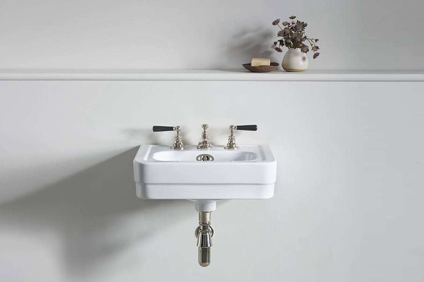 Antique Inspired Sinks for the Bath