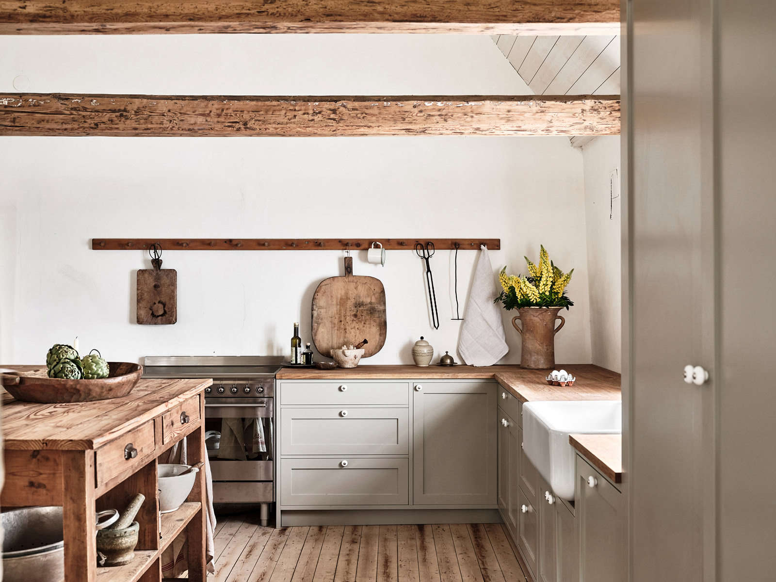 The Modern Farmhouse Kitchen: A Dream Remodel in the Swedish Countryside