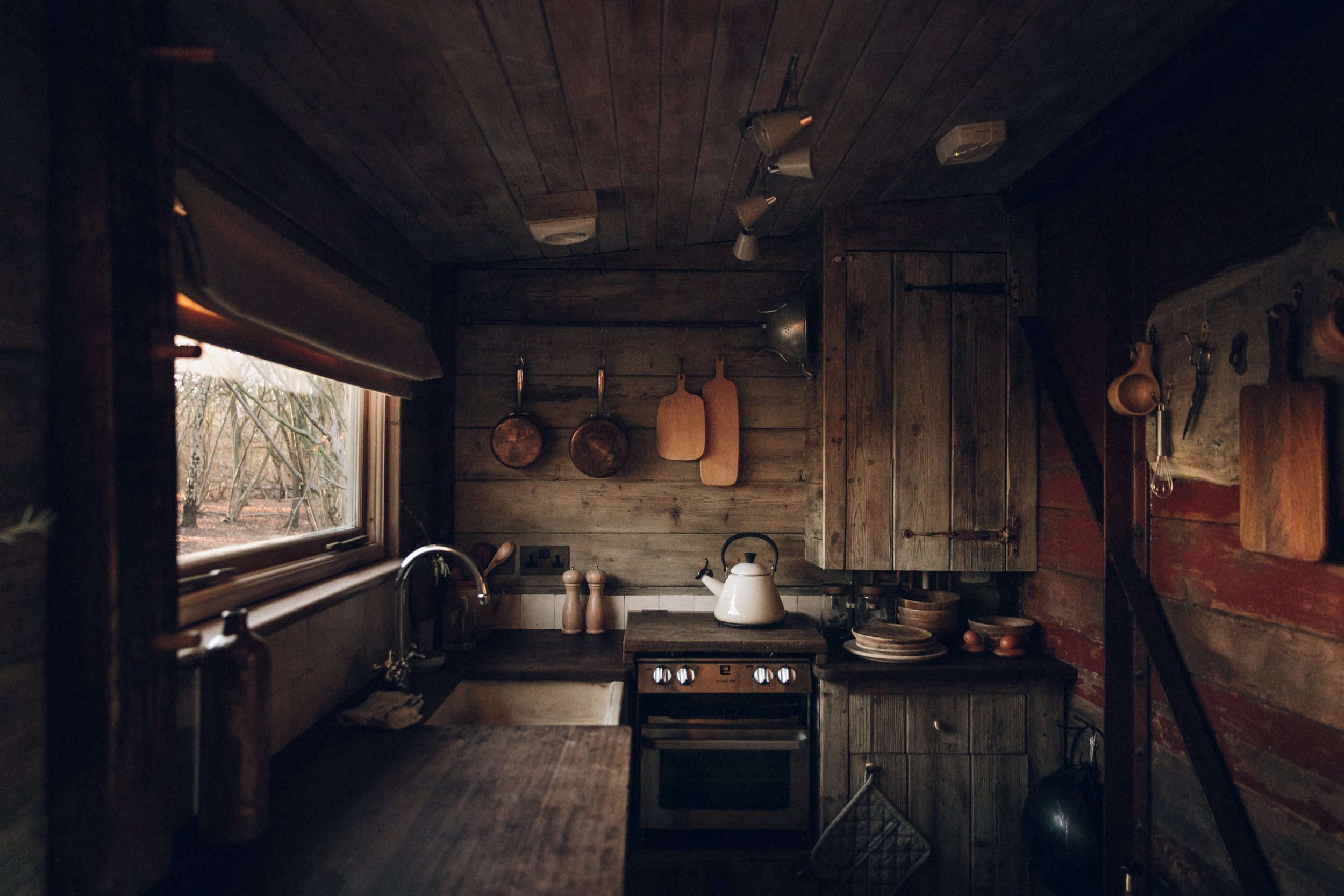 Ultimate Cozy Cabins: Rustic Retreats Made from Converted Antique Train Cars