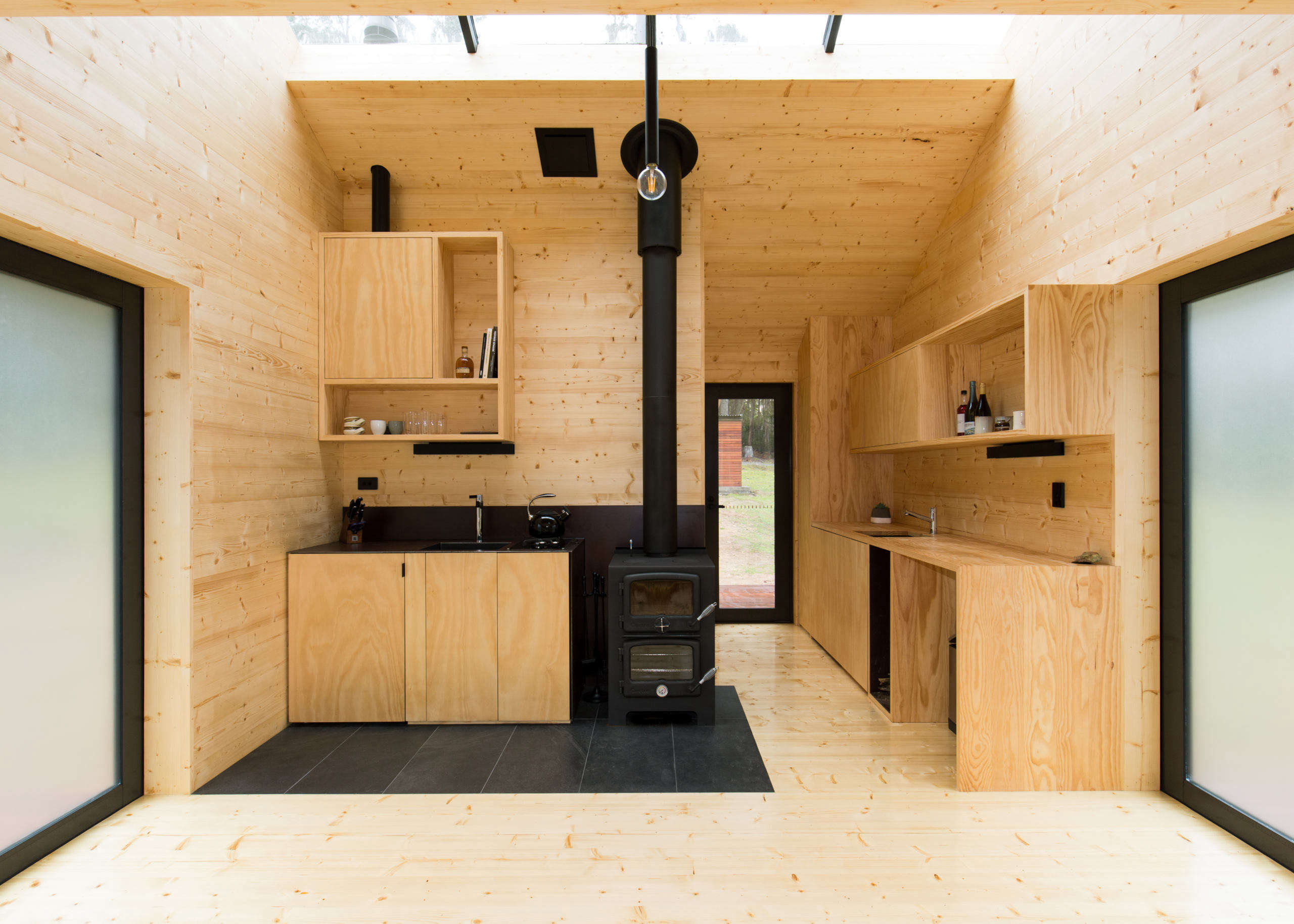 Ultimate Tiny House: The Bruny Island Retreat, an Off-Grid Cabin