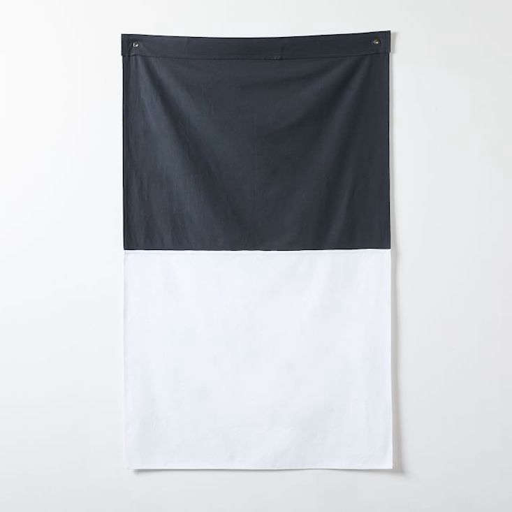 The handmade Code K Flag, by Austin, TX-based Wild Standard, is $src=