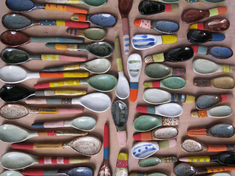 8 Favorites: Handmade Ceramic Spoons - Remodelista