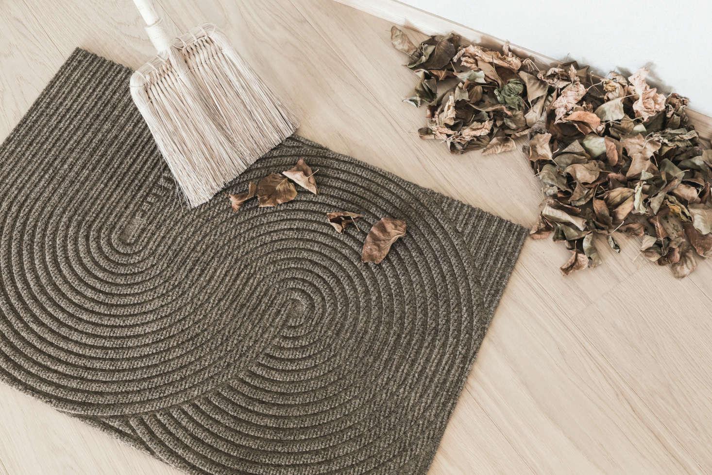 The Sand Outdoor Entry Doormat—the Zen design we admired in the shepherd&#8