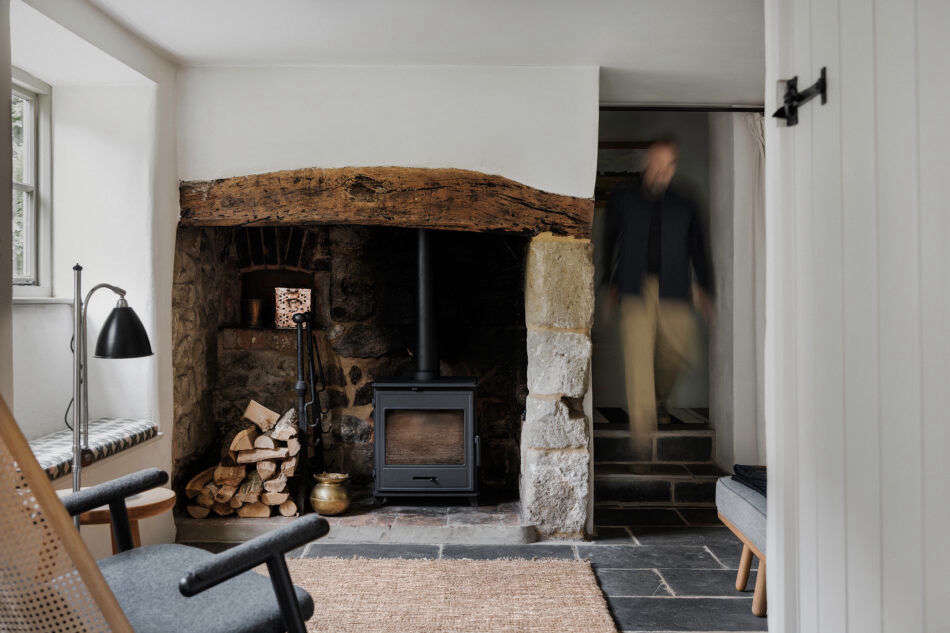 Well worth a look, via The Modern House: Another Country founder Paul de Zwart takes us on a tour of his cottage in Dorset.