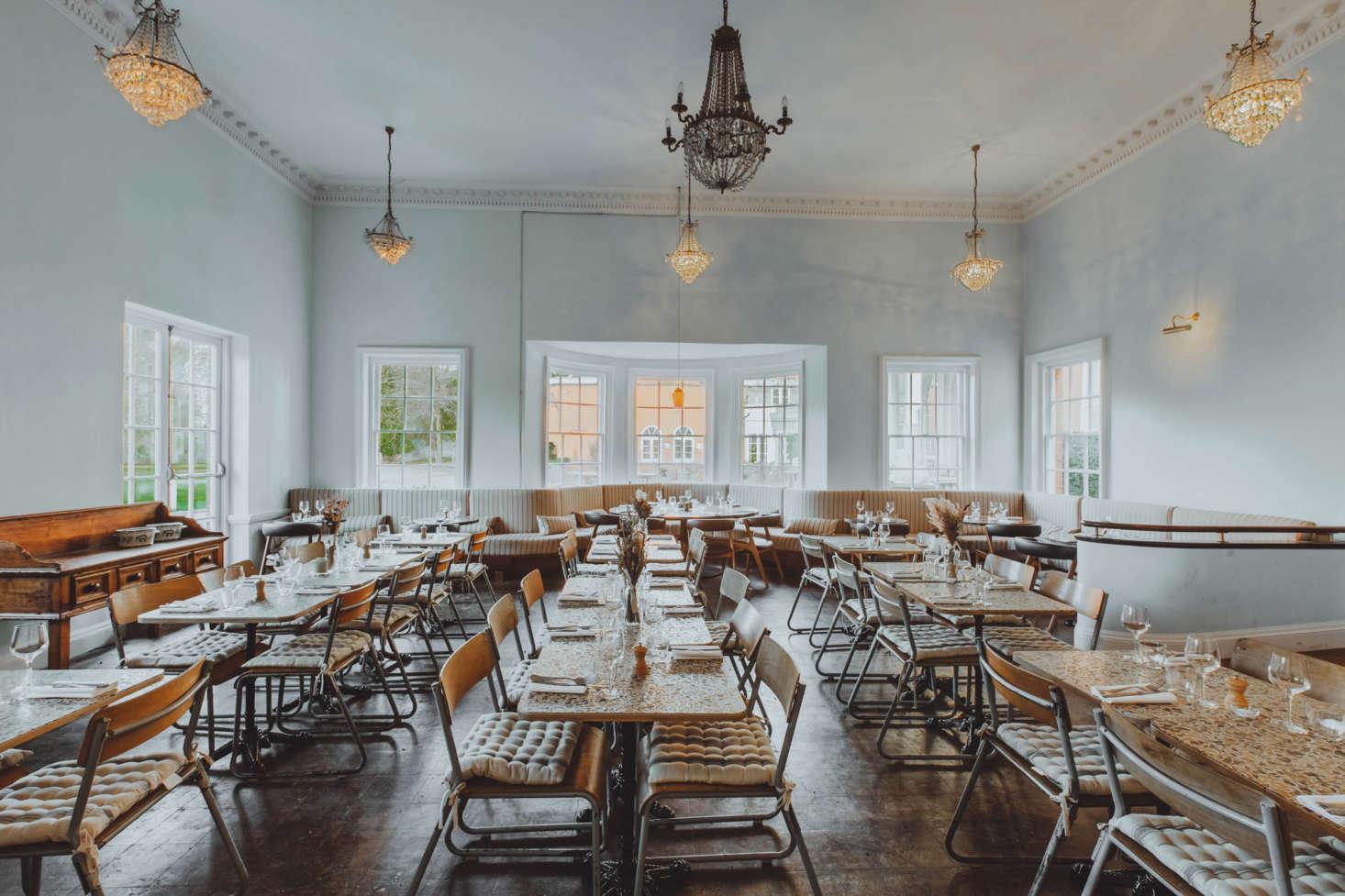 The restaurant&#8