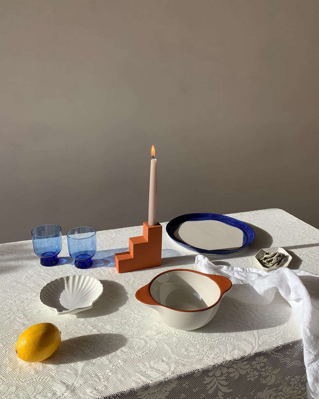 A Moveable Feast: The Wanda Dinner Party Box from a UK Entertaining Guru - Remodelista