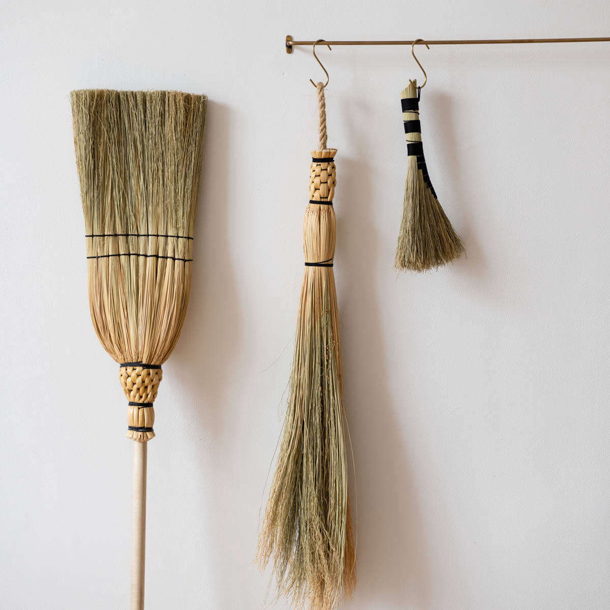 "Simple Utility: Foraged, Hand-Bound, ""Generational"" Brooms, Made in Canada - Remodelista"