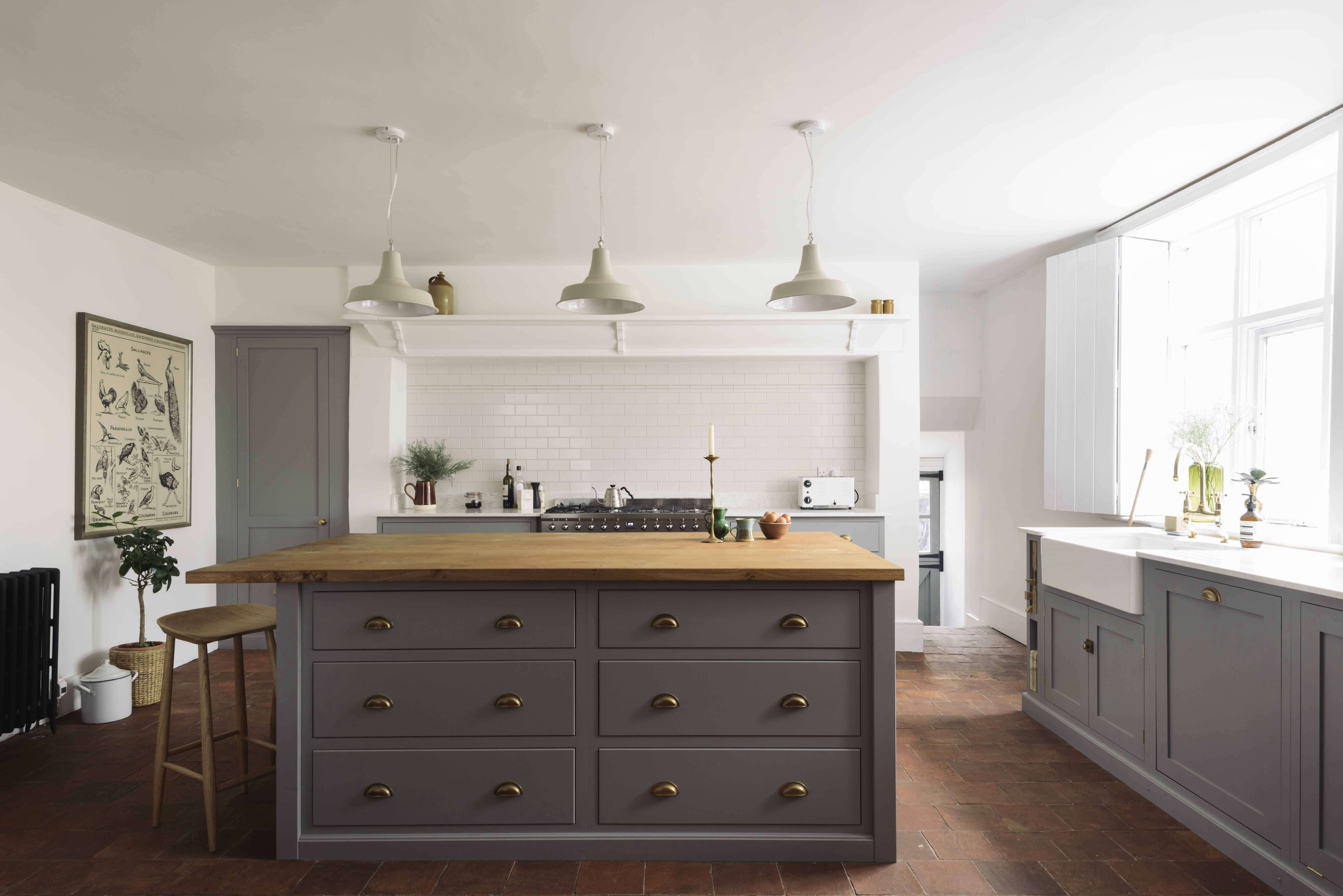 The Cheshire Townhouse Kitchen by deVOL - Remodelista