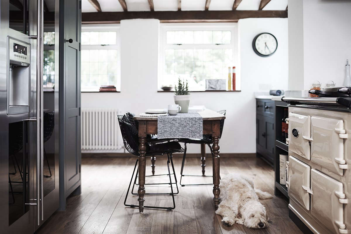 The Cookery: 16 Favorite Traditional English Kitchens from the ...