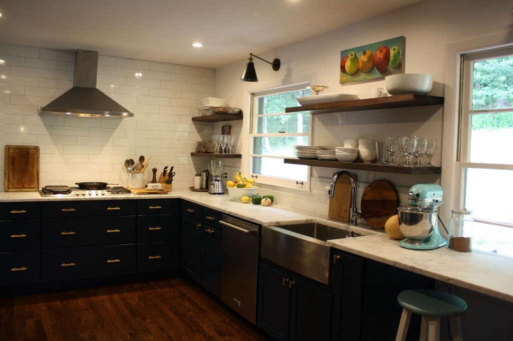60s Ranch Kitchen Remodel - Remodelista