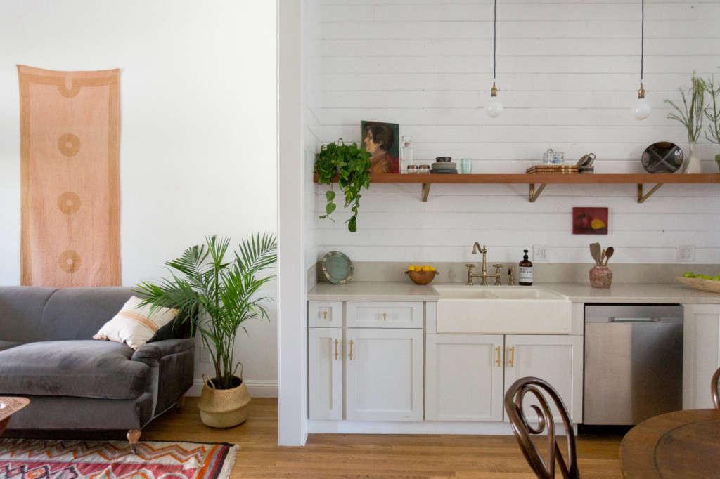 Modern Victorian Kitchen 1